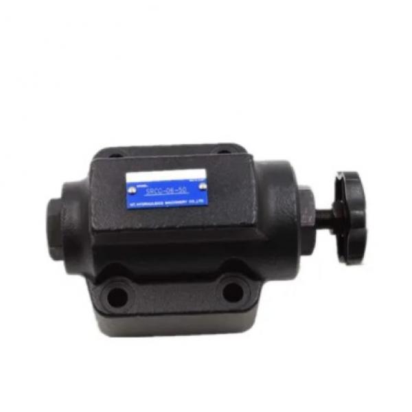 Vickers PVH141QIC-RSF-13S-10-C25-31 Piston Pump #1 image